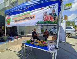"MRI ACT Cirebon Launching Warung Makan Relawan ""Makan Secukupnya Bayar Seikhlasnya"""
