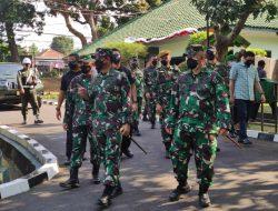 Kunker Perdana Pangdam III/SLW di Wilayah Kodim Kuningan