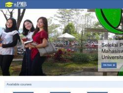 Ratusan Camaba Ikuti Tes Seleksi Gelombang II Secara Online