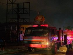 Rumah Makan di Karawang Ludes Terbakar, Warga Kuningan Tewas Terpanggang