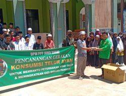 Syukuran Usai Pelantikan Pengurus, DPW PPP Jabar Bagikan Paket Nasi dan Telur