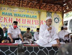 Mengenang Haul Syekh Muhibat dan Sesepuh Winduhaji