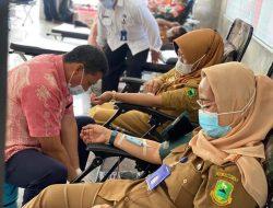 Milangkala Ke-76, PMI Kuningan Gelar Donor Darah