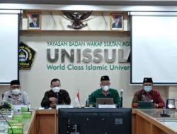 Uniku Kunjungi Unissula Semarang