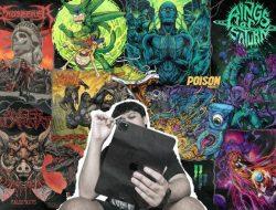 Poison Project, Ilustrator Kuningan Dibalik Artwork Rings of Saturn dan Deadsquad