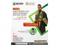STIS Husnul Khotimah Gelar Webinar Internasional