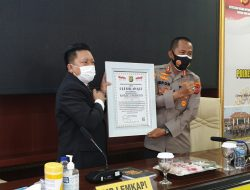 Selamat! Kapolres Cirebon Kota Raih Presisi Award dari Lemkapi