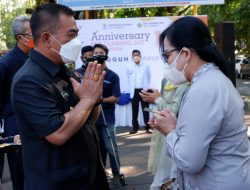 RSDGJ Berusia Seabad, Wali Kota Cirebon Beri Motivasi kepada Manajemen dan Nakes