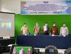 Launching Hibah PKKM Diisi dengan MoU Uniku dan PT Presentologics