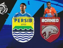 Maung Bandung Boyong 21 pemain ,Tanpa Ezra Walian dan Geoffrey Castillion saat menghadapi BORNEO FC