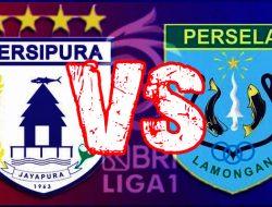 """Persipura vs Persela """" Pertarungan untuk Meraih Kemenangan Perdana BRI Liga 1″"""
