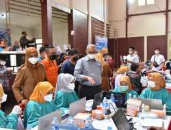 Vaksinasi Ganesa Parahiyangan Siapkan 20.000 Dosis Vaksin di 3 Lokasi