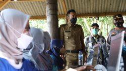 Serbuan Vaksinasi Komunitas Mandala Wangi Bergerak di Kaki Gunung Ciremai