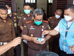 BNN Kuningan Lakukan Test Urine di Kejaksaan dan Pengadilan Negeri Majalengka