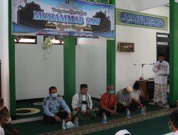 Tingkatkan Kualitas Diri, Lapas Kelas IIA Kuningan Peringati Maulid Nabi 1443 Hijriah