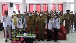 RSUD Linggajati Gelar Bhakti Sosial Operasi Katarak dan Resmikan Klinik Baru