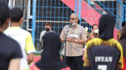 Bupati Kuningan Buka Kejuaraan Atletik Tingkat SMP