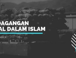 Perdagangan Ilegal dalam Islam