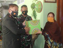 Aksi Danrem Elkines di Hari Ulang Tahun TNI Ke-76