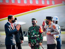 Presiden Jokowi: Komcad TNI Harus Selalu Siaga Jika Dipanggil Negara